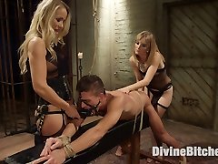 Divine Bitches is all about reality femdom and I am all for helping ladies find the slave of...