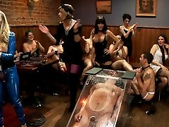 40 women. 2 birthdays. 1 piece of meat. Never before on ANY femdom site have you seen such a...