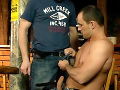 He was unsure about it, but after receiving a pounding for this gay, this dude039s happy.