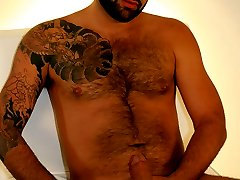 David Camacho is a tall, tattooed Latino with a sexy swagger. He looks a bit intimidating,...
