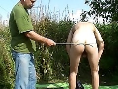 Crazy gay spanks neat twink in heat