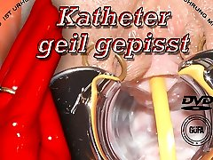 Catheter - horny pee DVD