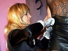 TV slave for Mistress