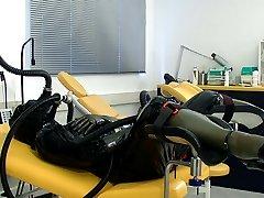 Heavy rubber discipline
