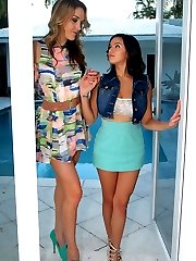 Watch welivetogether scene lip locked featuring shae summers browse free pics of shae summers...