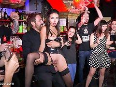 Part 1 - Spanish Slut Fucked OutdoorsFrida Sante is a gorgeous Spanish slut who loves to take it...