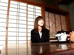 Babe Kanako Iioka relaxes after audition OutdoorJp.com