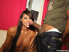Watch this hot movie of big tits trranny rafaela get her brazilian booty rammed in this hot reality pickup tranny scene