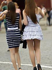 Panties upskirt photos of hot ladies