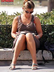 Public spied upskirts awesome pics