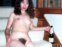 Classic Hairy Girls