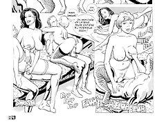 Friends fucks each others girls in sex comics