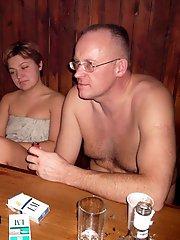 A sluts in the sauna gellery