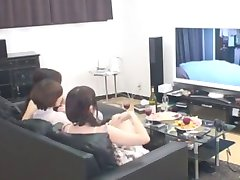Incredible Japanese whore Risa Arisawa, Nao Mizuki, Mika Mizuno in Horny Small Tits, Cunnilingus JAV clip