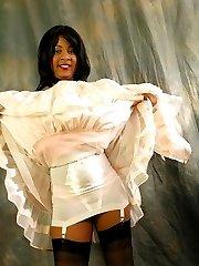 Danielles stunning girdle