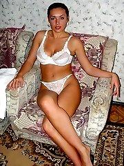 Amateur women in lingerie pictures