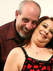 Fat mature Nina and her sugar daddy go for hardcore fucking in this wild BBW porn experience