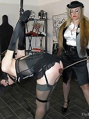 Lady Nina's Bound Hotty