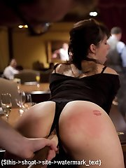 Two hot brunettes on one big hard cock! This Sundays Brunch serves up super sexy Belle Noir and...