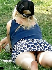 Only best up skirt panties on girls