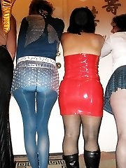 The best upskirts at parties