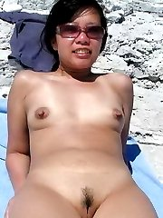 Naked On The Beach! Gallery #73