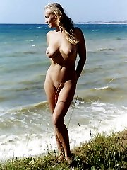 Amateur nudists from all over the world