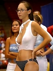 Great divide is voyeured on cam in public places