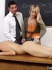 Jennifer learns how to have anal sex without hurting herself