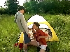 Roman and Josh Outdoor Hookup