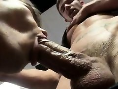 Gay punk and ebony guy fuckfest in this weeks out in public im chi