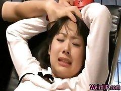 Aya Sakuraba crazy Chinese model part3