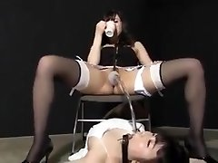 Jap piss female dominance 1