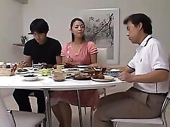 Japanese Wifey Pound Guest