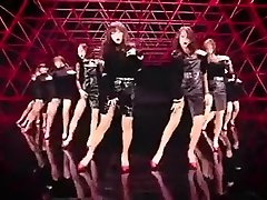 super hot Korean girls dance softcore