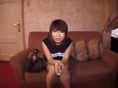 Incredible Japanese girl in Greatest Blowjob, Bukkake JAV movie