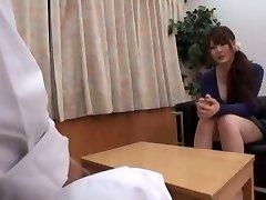 Horny Asian girl Momoka Nishina in Fabulous Medical JAV vid