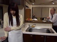 Exotic Asian whore Shiori Kamisaki in Crazy fingering, tossing salad JAV scene