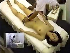 Hidden Cam Asian Massage Masturbate Youthful Japanese Teen Patient
