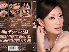 Kaori Maeda in Deep Smooch and SEX part Trio.1