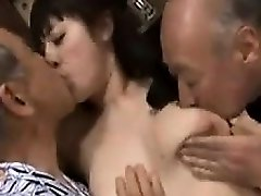 Spectacular Japanese Step Daughter-in-law