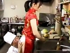 Humping in chinese_restaurant