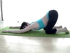 Wii Fit Trainer Yoga japanese cosplay female