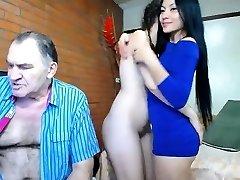 Asian GF Suck Slurp