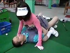 golf driving range turns into intercourse place
