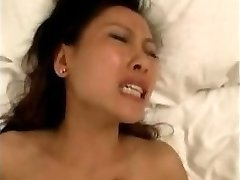 milky stud fucks chinese woman