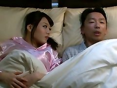 Mao Hamasaki in I Screwed My Brothers Wifey part 1
