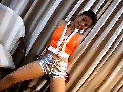 Hot Chicka Filipina Displaying Her Tight Arse