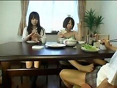 Asian Foojtob Under The Table