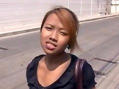 First-timer Thai Hotties jane 19yo